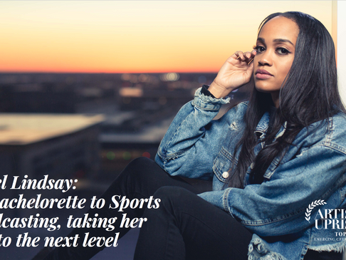 Rachel Lindsay: Taking Risks Means Bigger Goals
