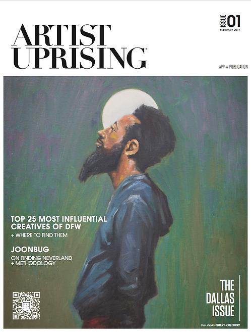 Artist Uprising Print - DFW