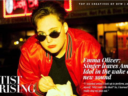"Emma Oliver: ""Doing It Herself"""