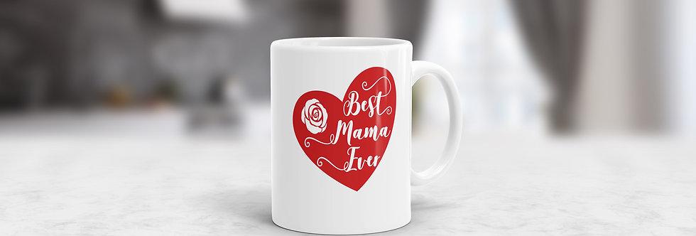 Tazas en Ceramica Best Mamá