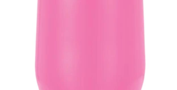 Polar Camel 12 oz. Pink  Vacuum Insulated Stemless