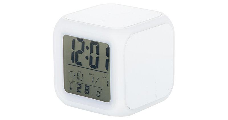 Reloj Alarma Digital LED