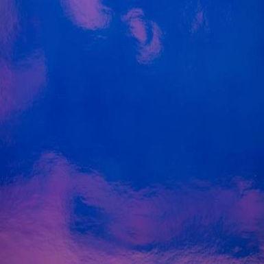 "OPALS Holográfico Azul 12""x12"""