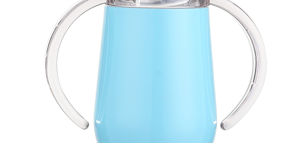 Sippy Milk Azul Claro10 oz