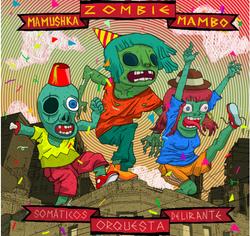 zombies remera