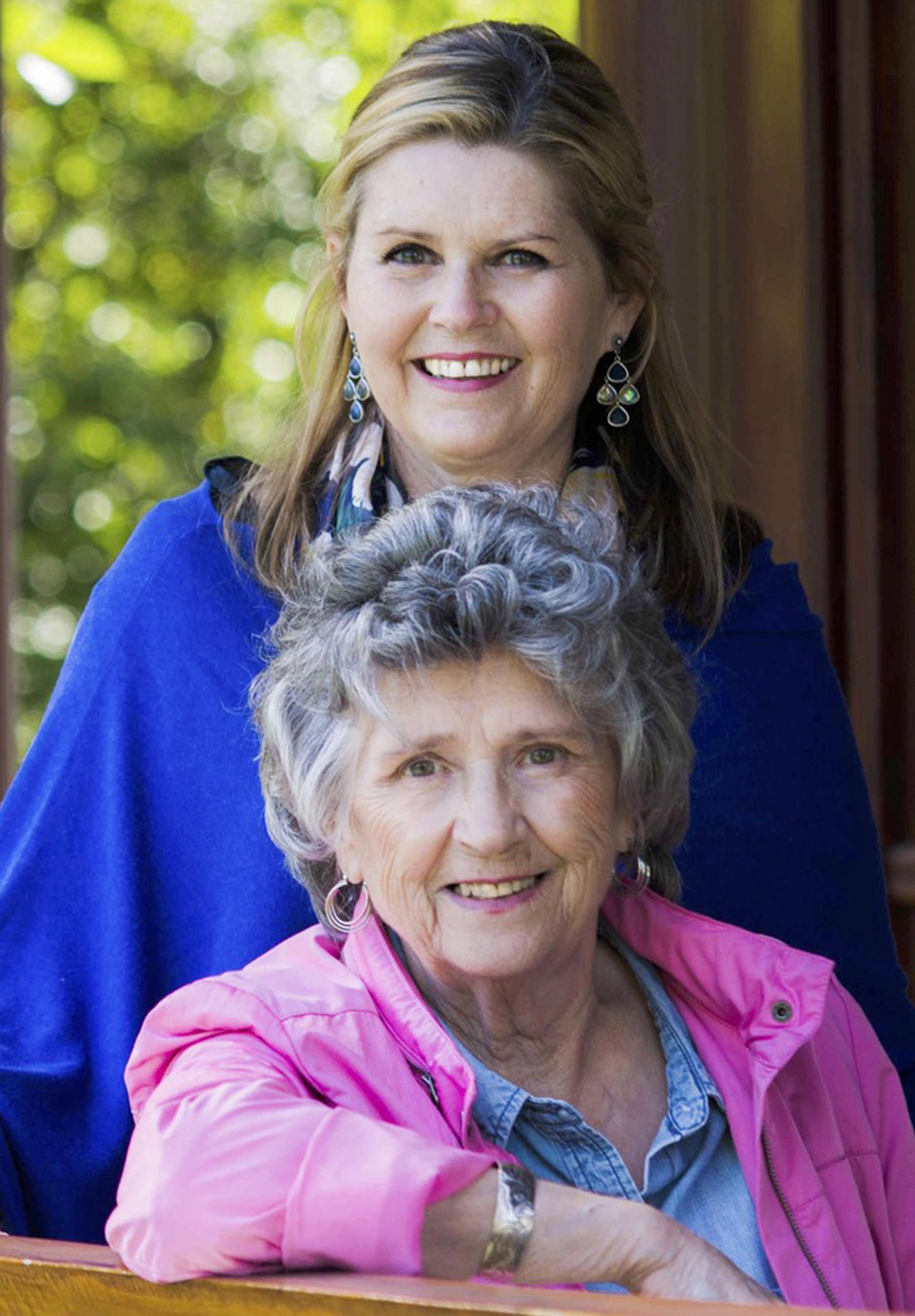 Brenda & Patricia