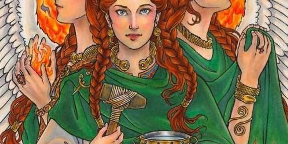 Legends & Mythology of Brigid