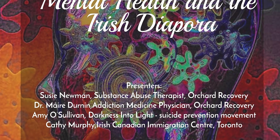 Mental Health & the Irish Diaspora - from a woman's perspective