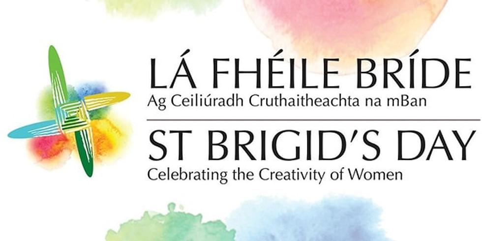 Lá Fhéile Bríde — The Festival Day of Brigid
