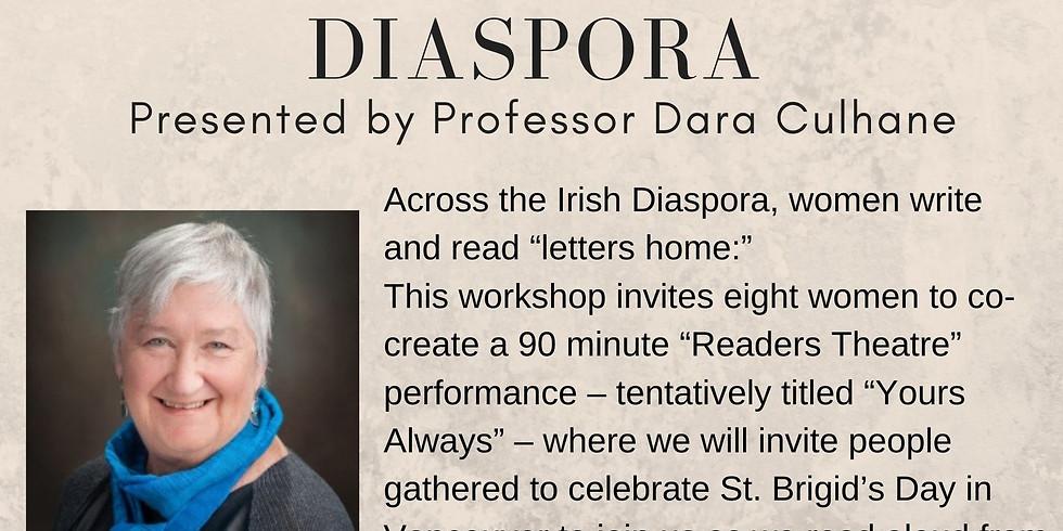 Yours Always: Irish Women Writing the Diaspora