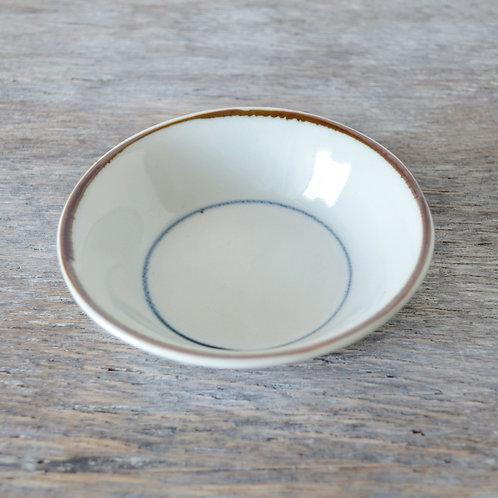 有田焼 大日窯 小豆鉢(呉須線)