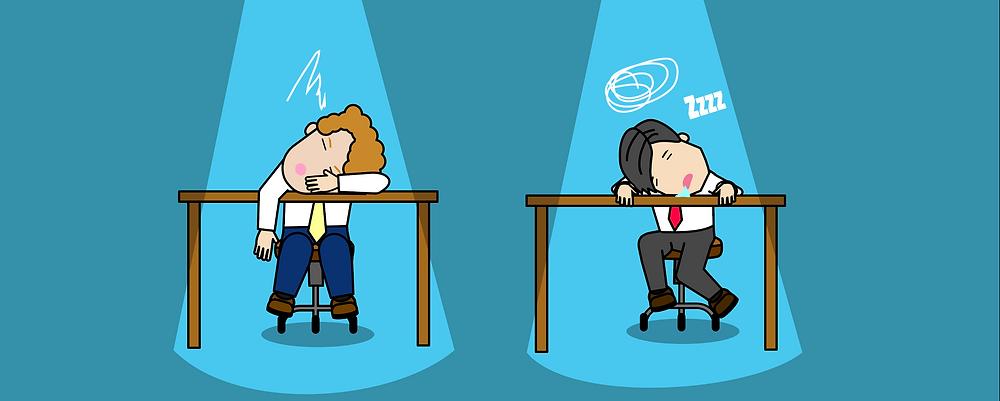 Bad Workplace Ergonomics