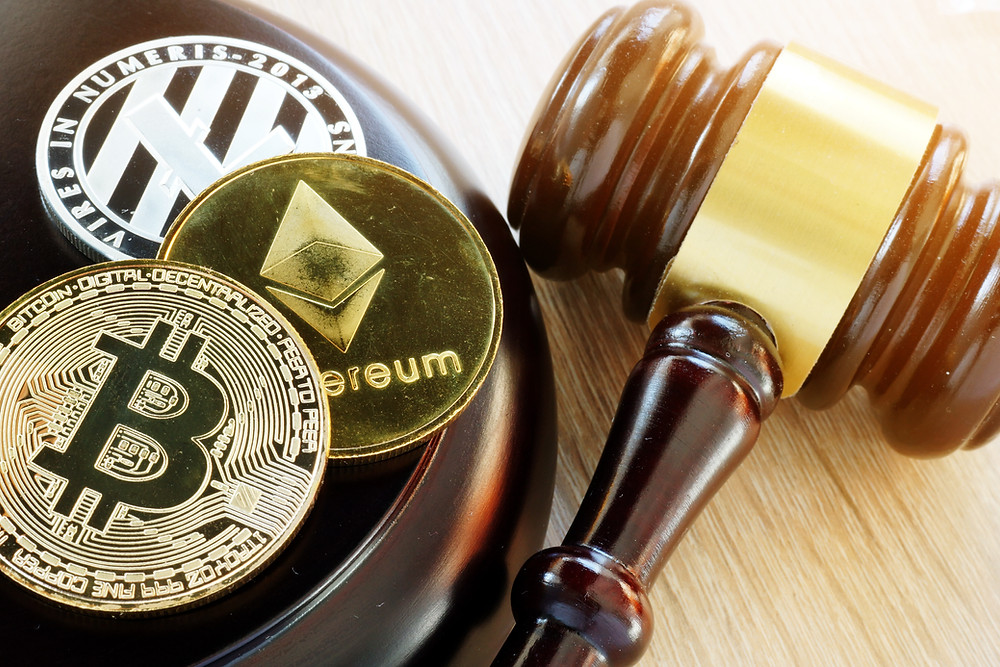 cryptocurrency and law