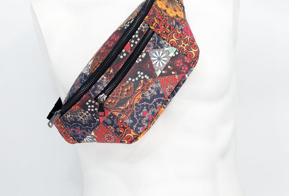 TERTMETI - ECO LEATHER BELT BAG