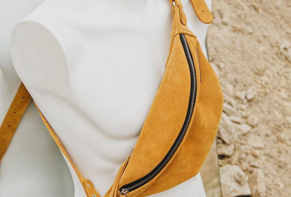 shammy leather AW20/21 , MariGold