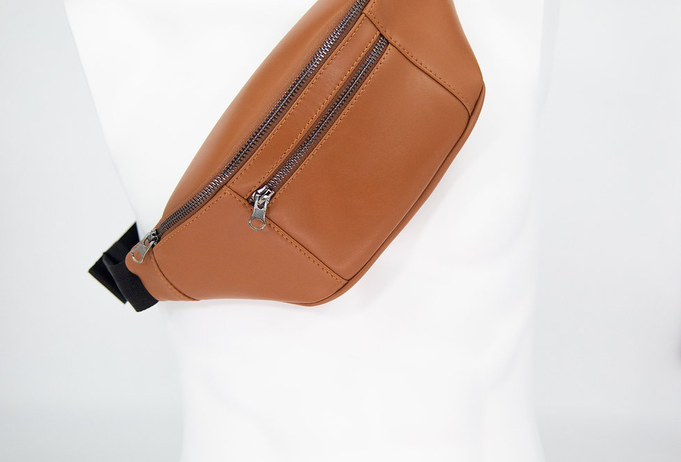 TERTMETI - ECO LEATHER BELT BAG
