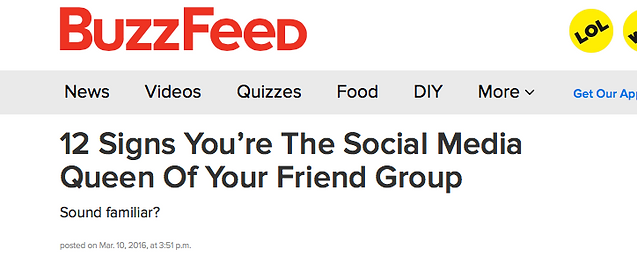 The Time I Visited BuzzFeed UK