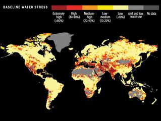 Pénurie d'eau : la menace mondiale la plus sérieuse et immédiate