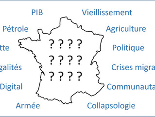La France en 2035 : 12 plongeons dans l'inconnu