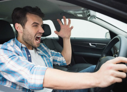 A LESSON FROM ROAD RAGE