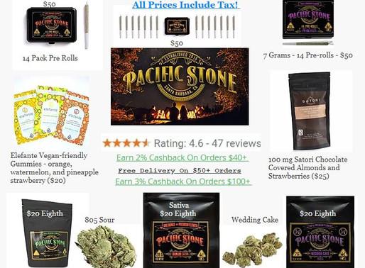 Staff Pick - Pacific Stone Brand