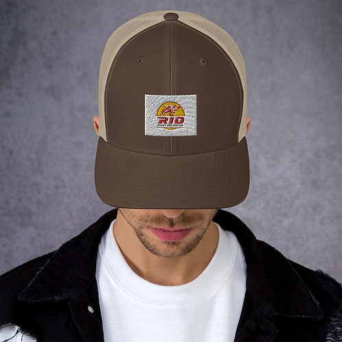 Rio Fast Delivery Retro Trucker Hat | Yupoong 6606