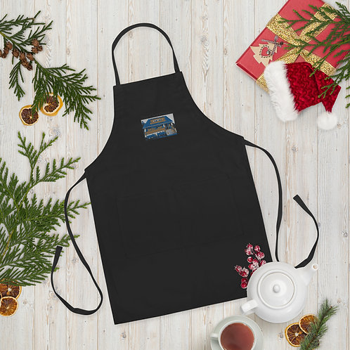 Embroidered Apron | Liberty Bags 5502