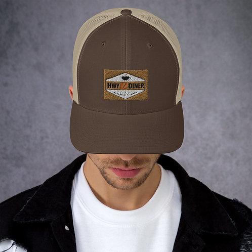 HWY 12 Retro Trucker Hat