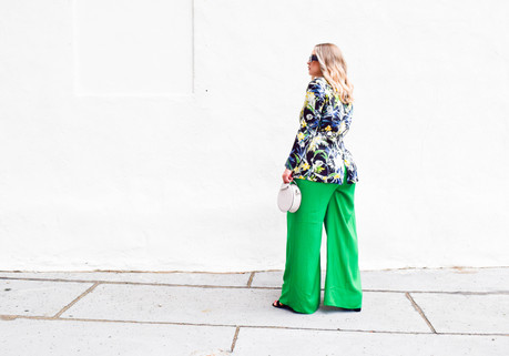 Current Obsession: Floral Blazers