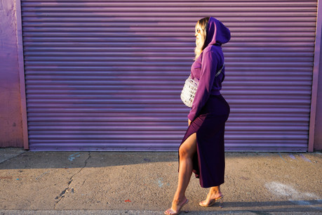 Head To Toe Purple