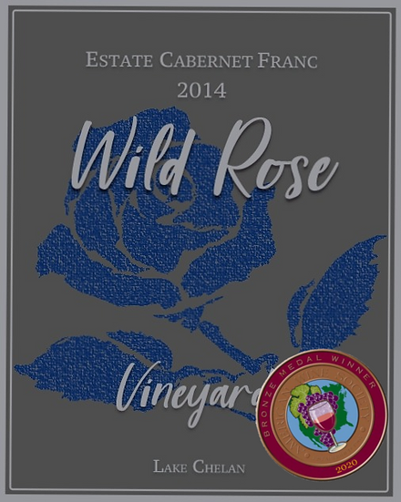 2014 Estate Cabernet Franc - Wine Club