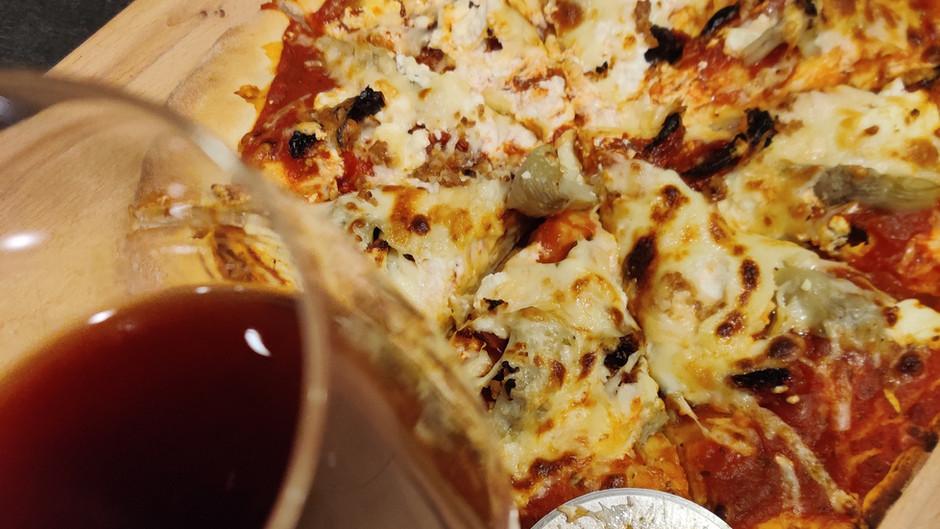 Pizza mio, no choosio