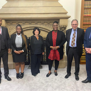 Africa House London and Government of Imo State committed to improving the rule of law
