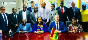 August 2018 Africa House London Trade Mission to Ghana led by Emmanuel Finndoro-Obasi