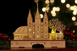Tabernacle Choir Schwibbogen