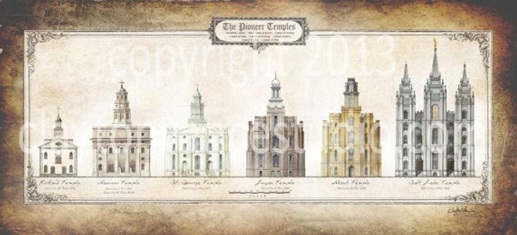Pioneer Temple Series