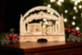 Nativity Schwibbogen