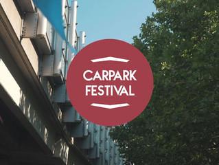 VJ lamamama på Carpark festival
