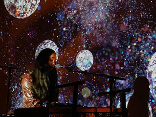 Celestial magic at CPH:DOX Audio:Visual