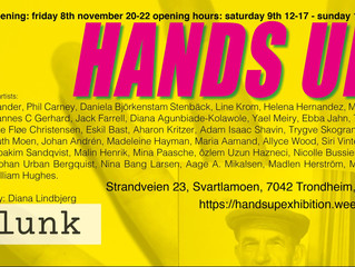 Utstilling: Hands Up!