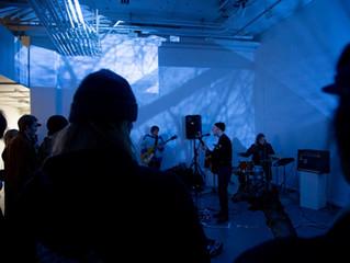 Audiovisual concert @ Galleri KIT, Trondheim