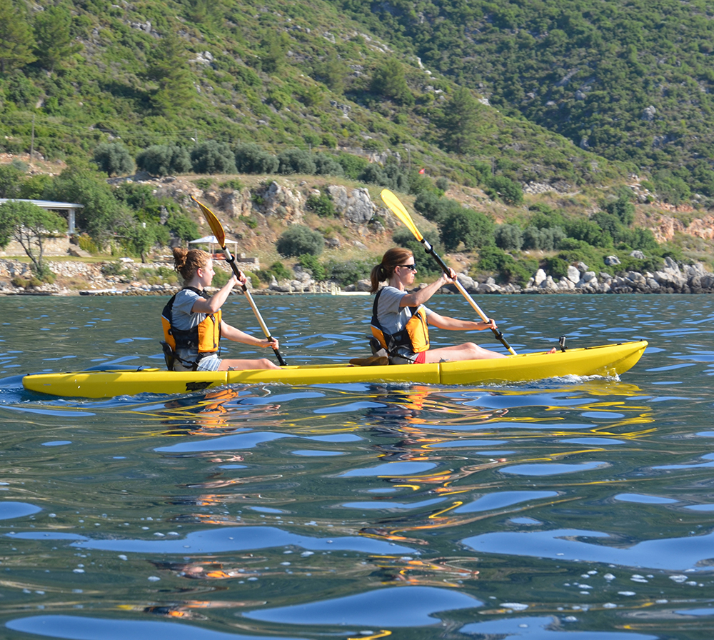Snap Kayak Sit On Top Tandem