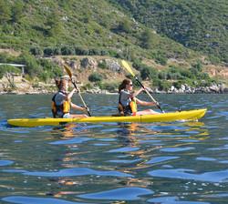 Snap Kayak Sit On Top Tandem