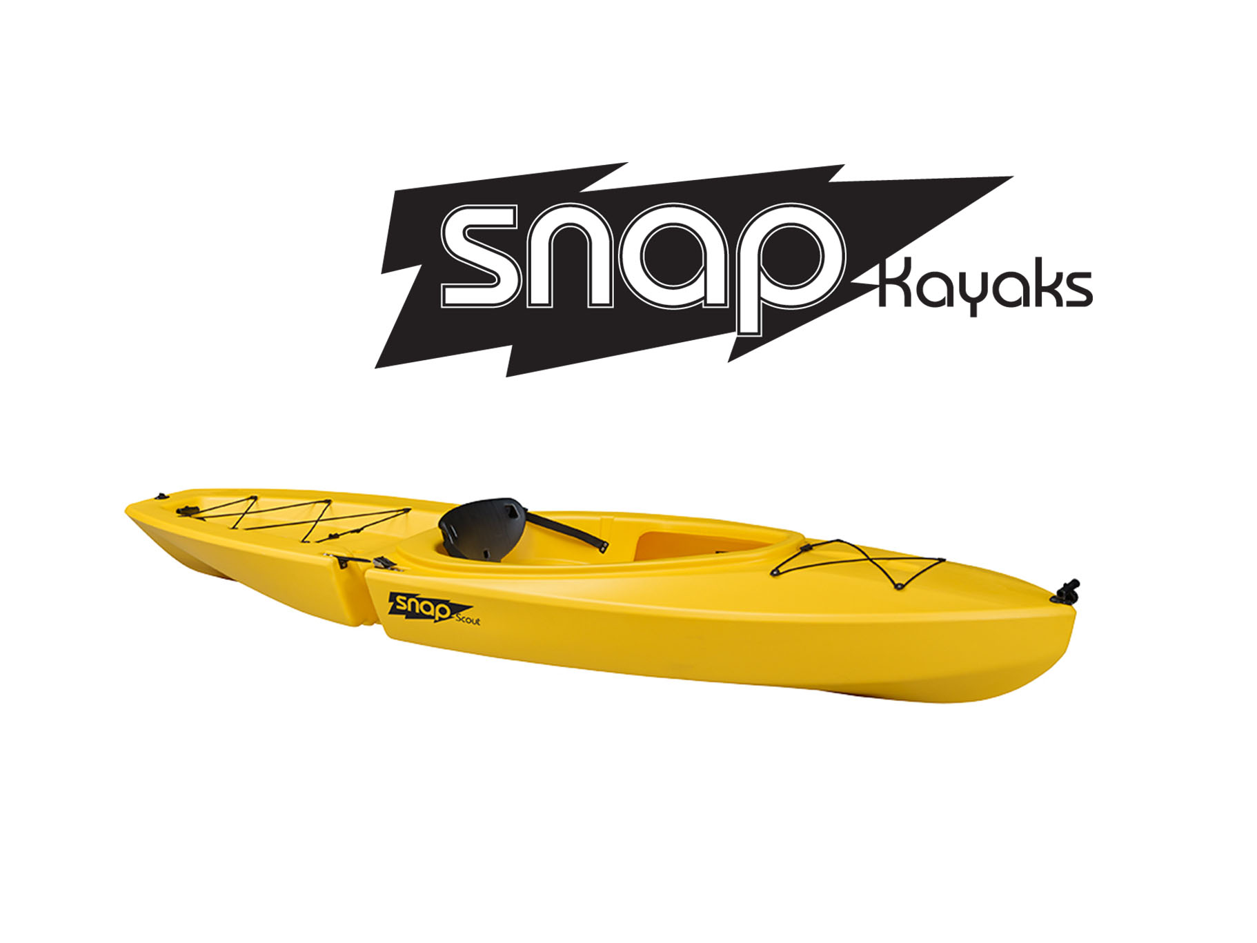 Snap Sit In Solo Kayak