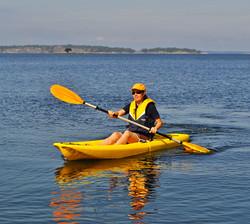 Snap Sit On Top Solo Kayak
