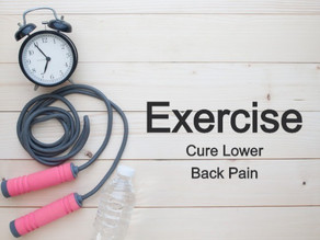 Cure Lower Back Pain