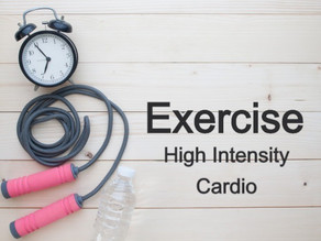 High Intensity Cardio for Weight Loss