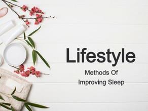 Methods of Improving Sleep