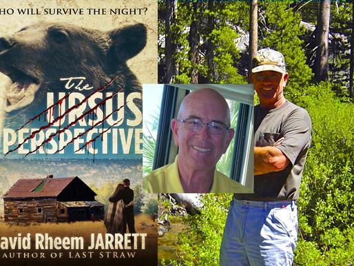 "Blog Tour: David Rheem Jarrett & ""The URSUS PERSPECTIVE"""