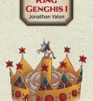 King Genghis I by Jonathan Yalon